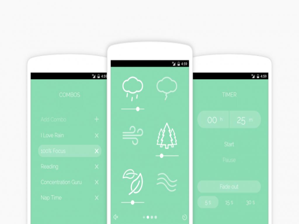 aplikasi android iOS untuk membantu tidur nyennyak