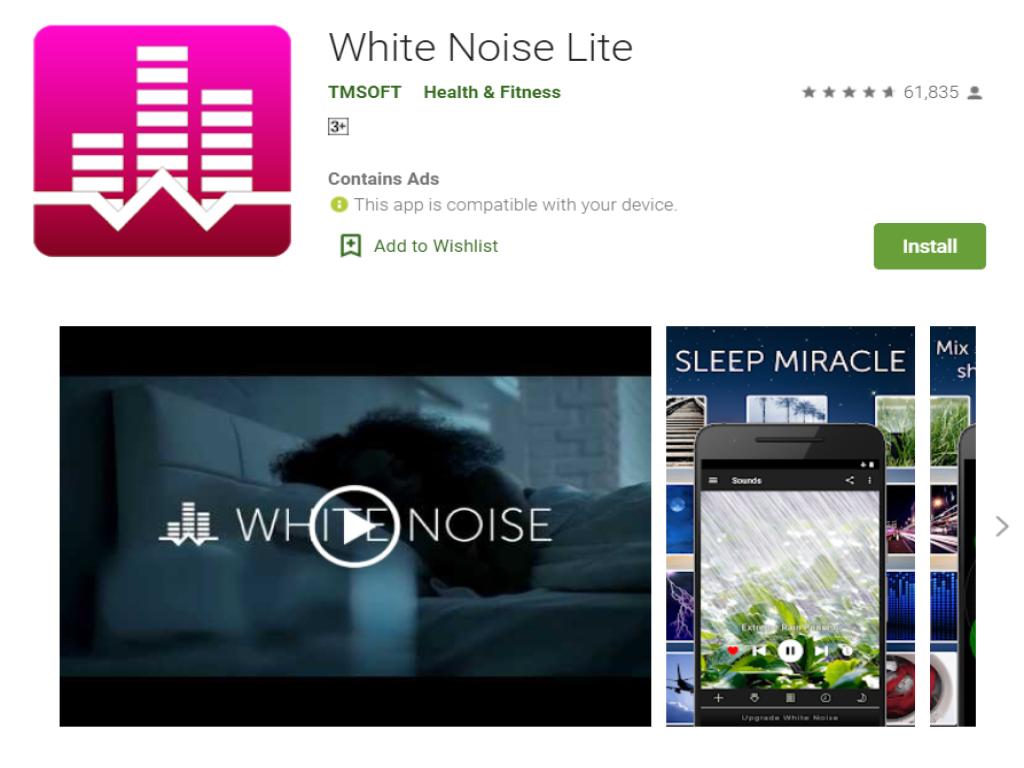 8 aplikasi untuk cepat tidur